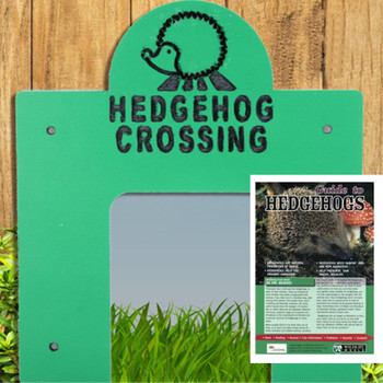 Hedgehog Crossing and Guide