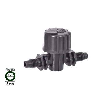 Vari-Flow Valve 4mm Threaded