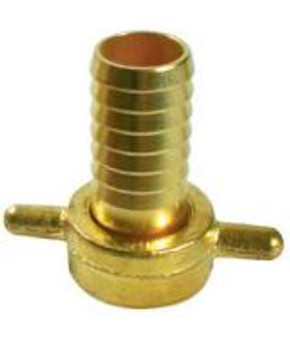 """Brass Cap and Hose Tail 1/2"""" x 1/2"""""""