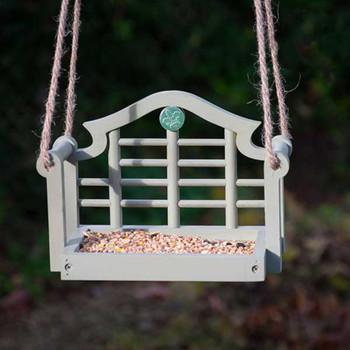 Lutyens Swing Seat Bird Feeder