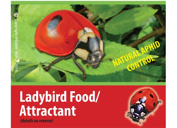 Ladybird Food with Vitamins