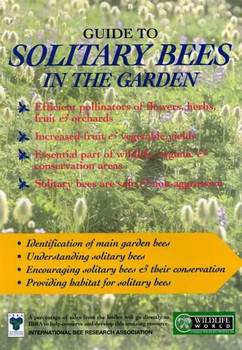 A Guide to Solitary Bees in the Garden