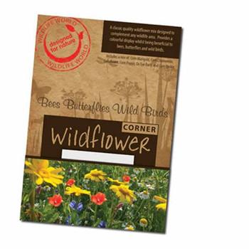 Wildflower Corner Seeds for Wildlife