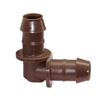 Brown Elbow 14mm