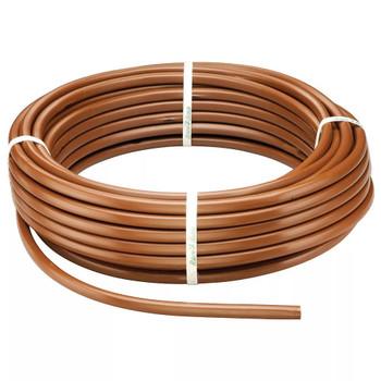 Brown LDPE Pipe 100M