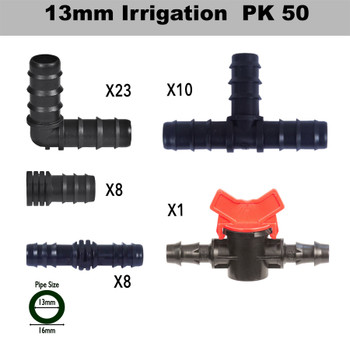 50 Mixed Fittings 13mm