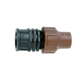 """Lock Type Female Connector 13mm 3/4"""""""