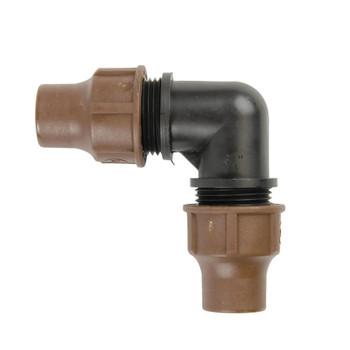 Lock Type Elbow 13mm
