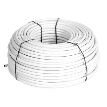 4mm Micro Irrigation pipe Hortafix 1M White