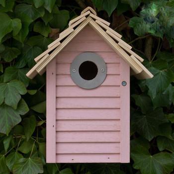 New England Nest Box - Pink