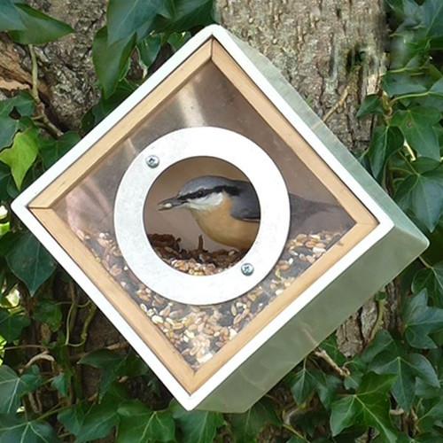 Urban Style Bird Feeder