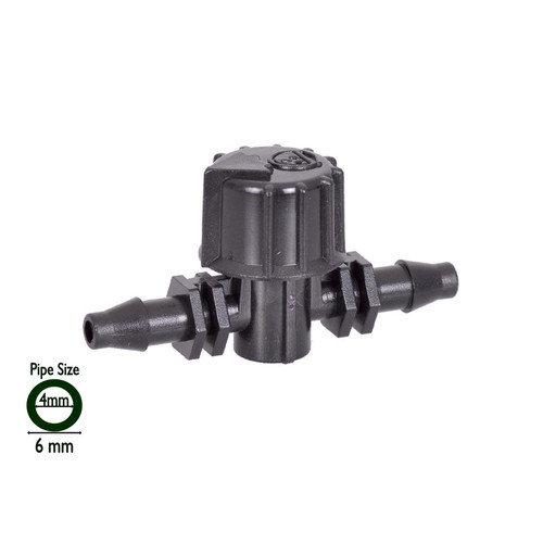 Vari-Flow Valve 4mm Barbed