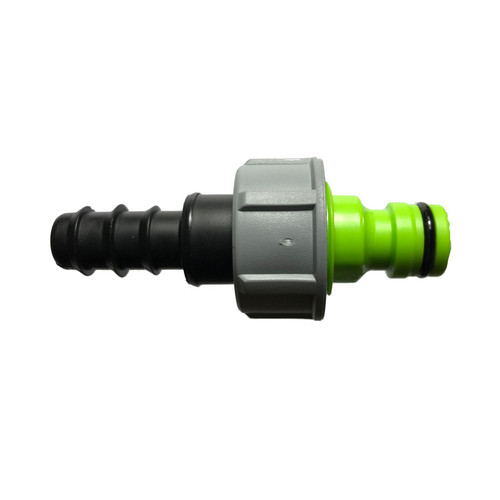 13mm Pipe to Quick connect adaptor