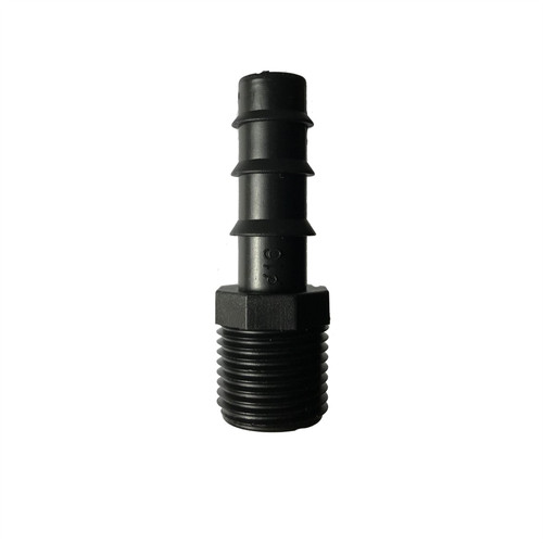 """Male Connector 13mm x 3/4"""""""