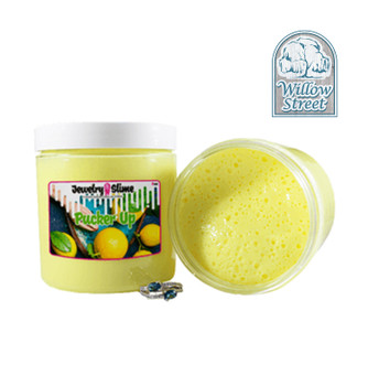 8oz Pucker Up Jewelry Slime, Toy Collection, Willow Street
