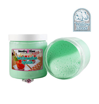 8oz Watermelon Splash Jewelry Slime, Toy Collection, Willow Street