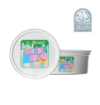 Cotton Candy Toy Slime Collection,Willow Street