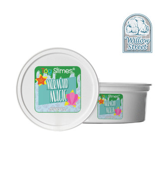 Mermaid Magic Toy Slime Collection,Willow Street