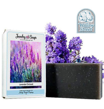 Scented Lavender Orchard ,Jewelry Soap, Willow Street