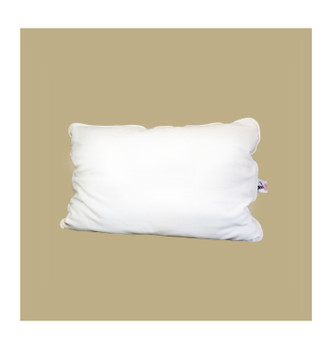 Malpaca Pure Alpaca Pillow, Standard Size Medium Fill All Natural Fiber Pillow