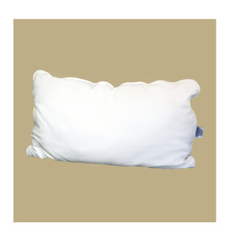 Malpaca Pure Alpaca Pillow, King Size Medium Fill All Natural Fiber Pillow