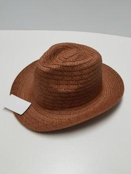 Brown Fedora style Sun Hat