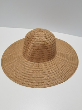 Brown Sun Hat Full Brim Hat