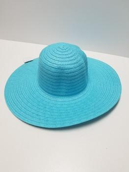 Aqua Sun Hat Full Brim Hat