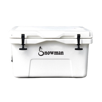 SA48 White Snowman Heavy Duty Ice Cooler