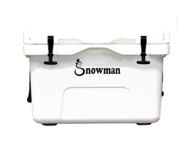 SA37 White Snowman Heavy Duty Ice Cooler