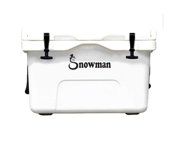 SA37 White Snowman Heavy Duty Ice Cooler