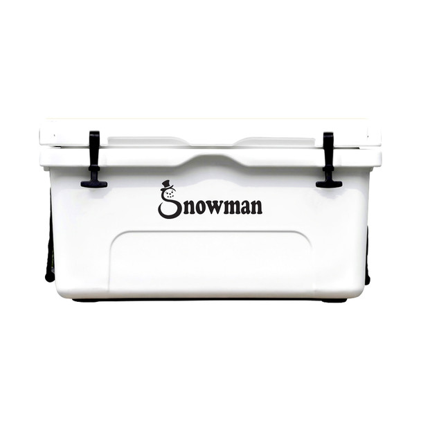 SA70 White Snowman Heavy Duty Ice Cooler