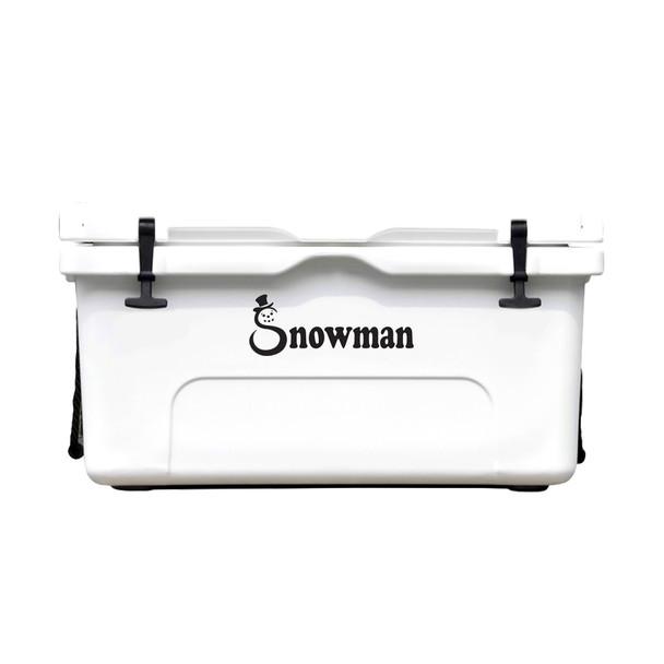 SA90 White Snowman Heavy Duty Ice Cooler