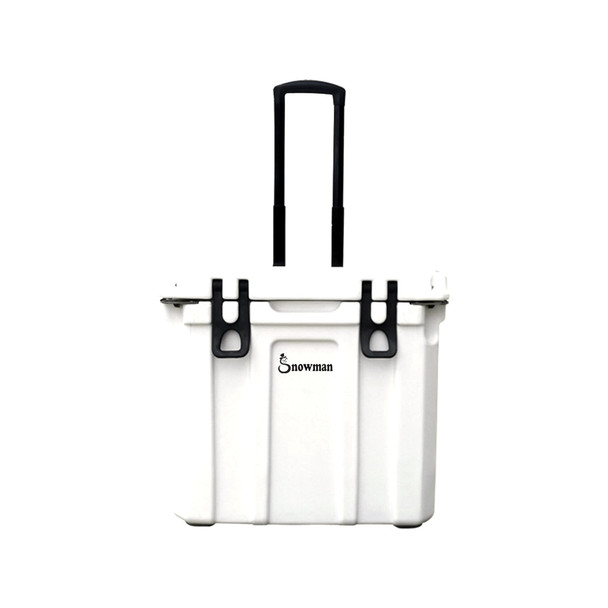 SD37 White Snowman Heavy Duty Ice Cooler