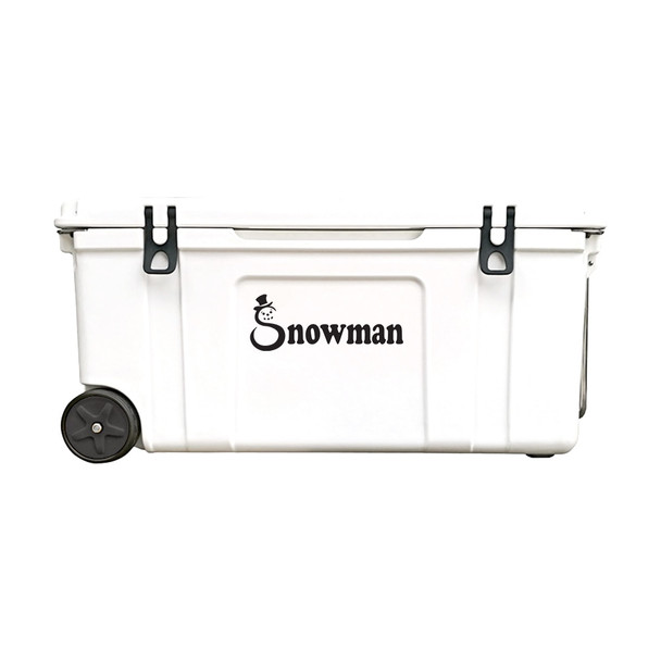 SD127 White Snowman Heavy Duty Ice Cooler