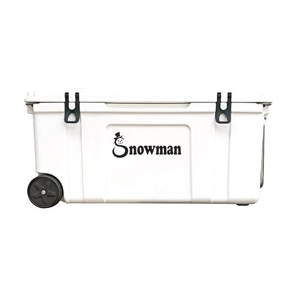 SD127 White Snowman Heavy Duty Ice Cooler