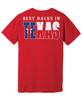 Red Best Racks T-Shirt
