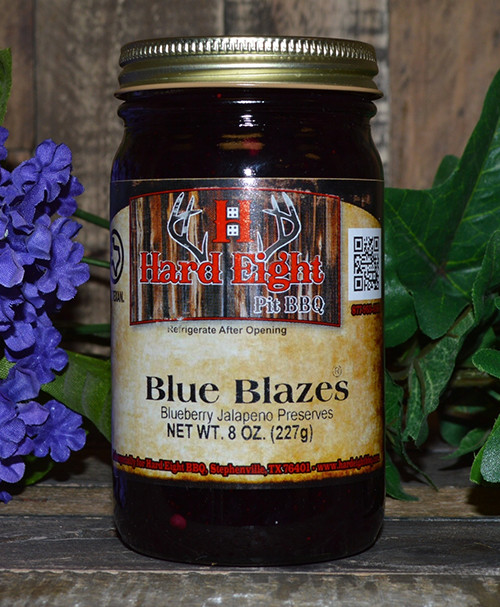 Blue Blazes Preserves