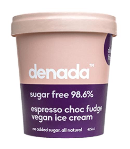 Denada Espresso Choc Fudge 475ml x 6