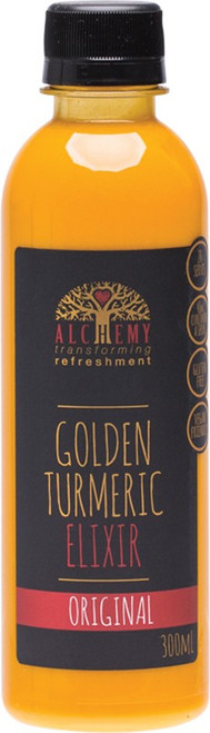 Alchemy Golden Turmeric Elixir Original Drink Concentrate 300ml
