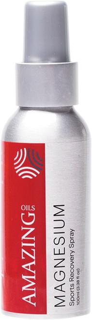 Amazing Oils Magnesium Sports Recovery Spray 100ml