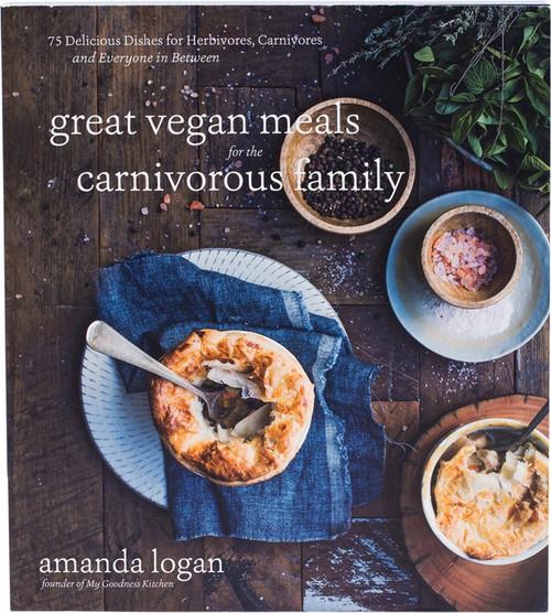 Book Great Vegan Meals By Amanda Logan