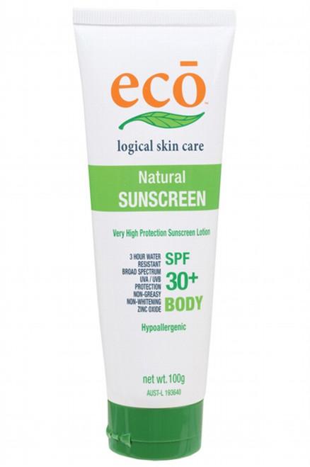 Eco Sunscreen Body Spf 30+ 100g