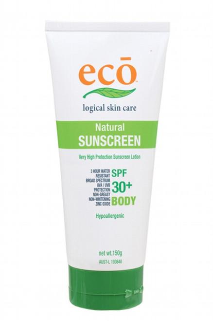 Eco Sunscreen Body Spf 30+ 150g