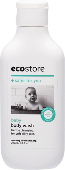 Ecostore Baby Body Wash  200ml