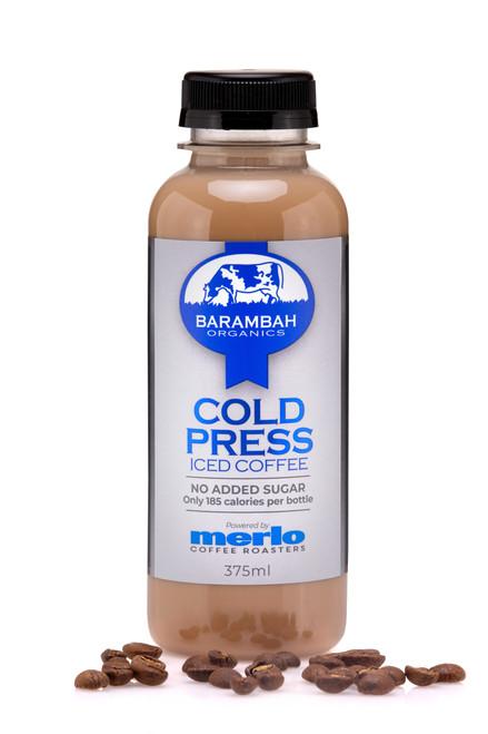 Barambah Organic Cold Pressed Ice Coffee 375ml