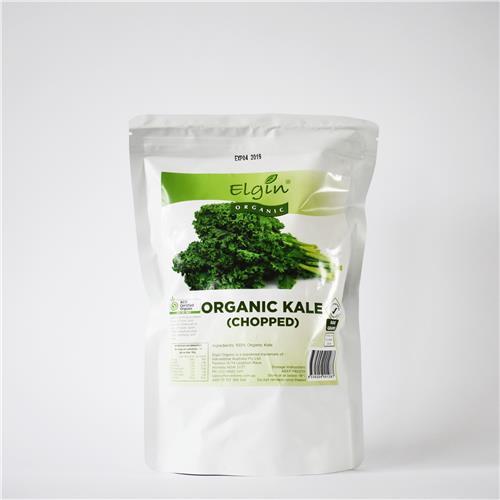 Elgin Organic  Frozen Kale  600g x 8