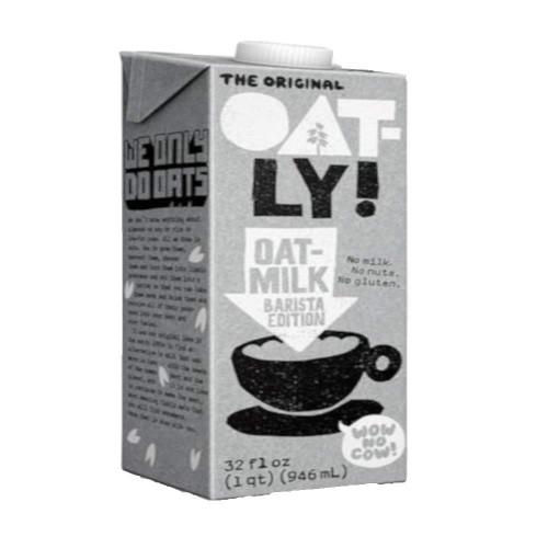 Oatly Barista Blend Oat Milk 1L x 12