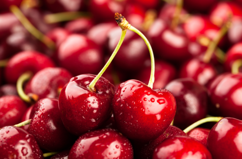 Cherries Sunburst Organic Box 5Kg Best (Bray)
