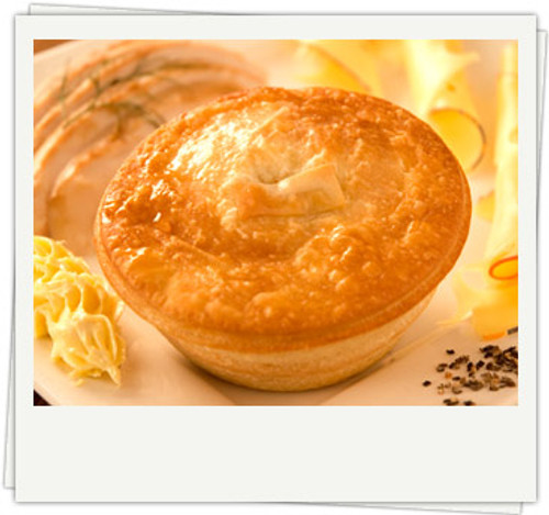 Byron Gourmet Pies Chicken Mornay 220g x 12